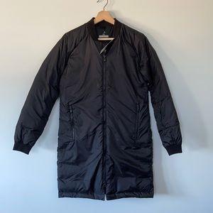 Adidas Nuvic Long Bomber Jacket